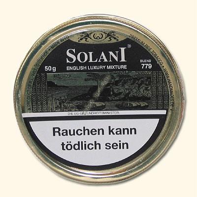 Solani Gold Pfeifentabak English Mixture Blend No 779 50g Dose