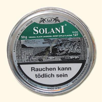 Solani Pfeifentabak Grün 50g Dose