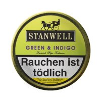 Stanwell Pfeifentabak Green & Indigo (ehem. Kir & Apple) 50g Dose