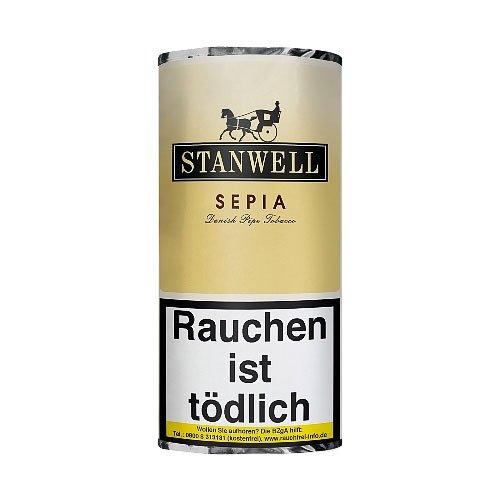 Stanwell Pfeifentabak Sepia (ehem. Honey und Caramel) 40g Päckchen