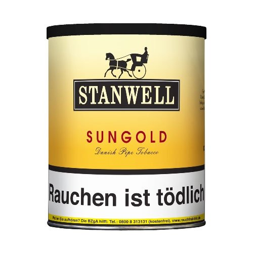 Stanwell Pfeifentabak Sungold (ehem.Vanilla) 125g Dose