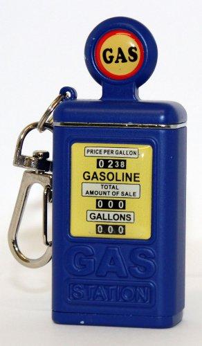 Taschen Ascher Gas blau
