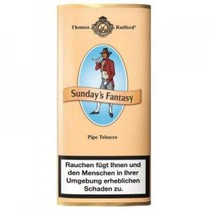 Thomas Radford Pfeifentabak Sunday´s Fantasy 50g Beutel