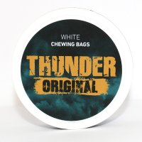 Thunder Chewing Bags Original 17,6g Dose