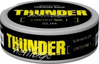 Thunder Heritage Limited No.1 Banane-Minze Chewing Bags