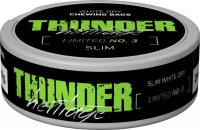 Thunder Heritage Limited No.3 Limette-Minze Chewing Bags
