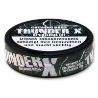 Thunder X Chewing Bags Xperience 13,2g Snus