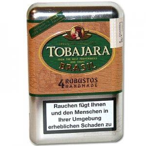 Tobajara Brasil Robustos 4er Cigarren