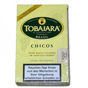 Tobajara Chicos Brasil 50er Zigarillos