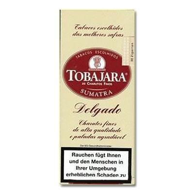 Tobajara Delgado Sumatra Zigarren 20 Stück