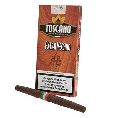 Toscano Extravecchio Zigarren 5 Stück