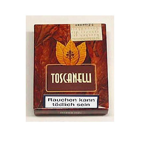 Toscano Toscanello Zigarren 5 Stück