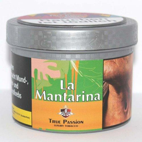 True Passion La Mantarina 200g Dose Wasserpfeifentabak