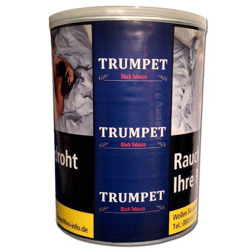 Trumpet Tabak Black (Zware) 130g Dose Feinschnitt