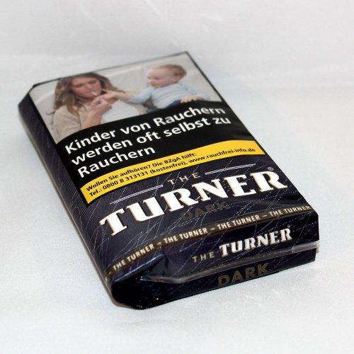 Turner Tabak Dark (ehem. Zware Shag) 40g Päckchen Feinschnitt