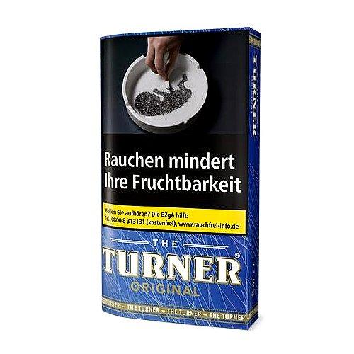 Turner Tabak Original (Halfzware) 40g Päckchen Feinschnitt
