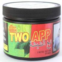 Two App Shisha Tabak 200g Dose