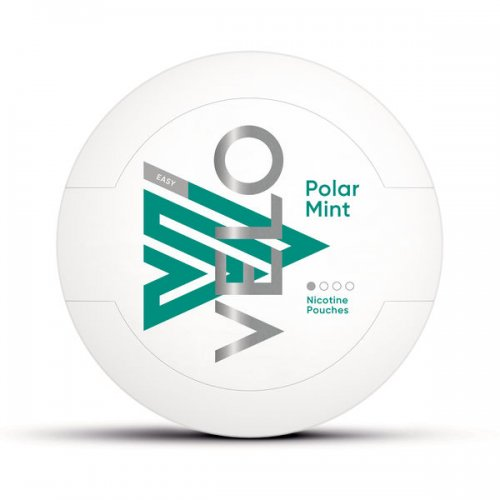 VELO Polar Mint Easy Chewingbags