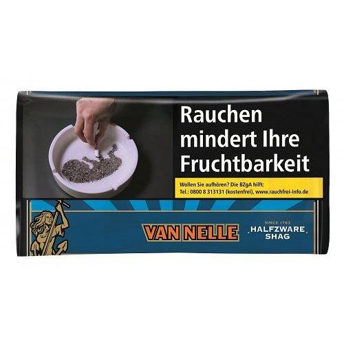 Van Nelle Tabak Halfzware Shag 30g Päckchen Feinschnitt
