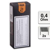 Vaporesso Coil GT2 0,4 Ohm, 3 Stück