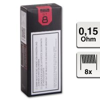 Vaporesso Coil GT8 0,15 Ohm 3 Stück