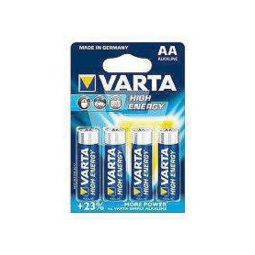 Varta Batterie AA Mignon High Energy 4906