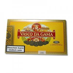 Vasco Da Gama No.2 Caribbean 25er Capa de Oro