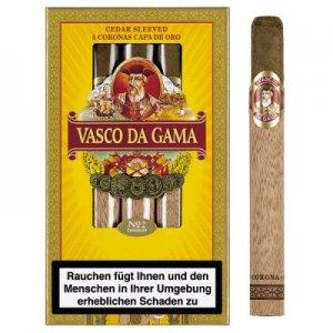 Vasco Da Gama No.2 Caribbean 5er Capa de Oro