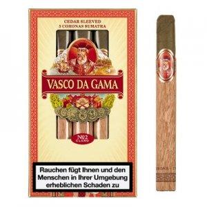 Vasco Da Gama No.2 Claro 5er Sumatra