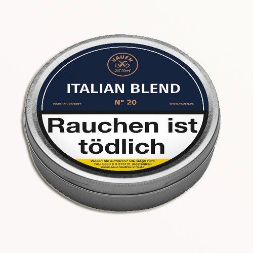 Vauen No.20 Pfeifentabak Italian Blend (ehem. Lichters Espresso) 50g Dose
