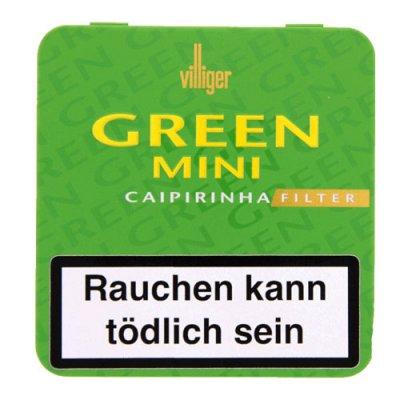 Villiger Green Mini Filter