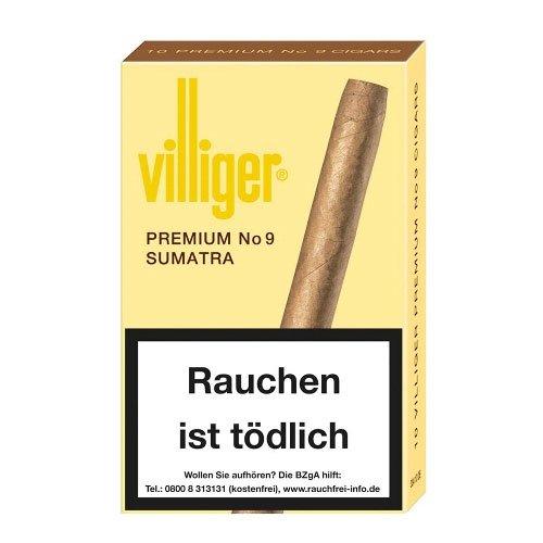 Villiger Premium No. 9 Sumatra Zigarillos