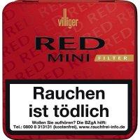 Villiger Red Mini Filter