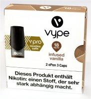 Vype ePen 3 Caps vPro infused vanilla 18mg Nikotin
