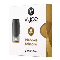 Vype ePen3 Caps Blended Tobacco 0mg