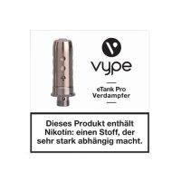 Vype eTank Pro Verdampfer für Vype e-Zigarette Pro