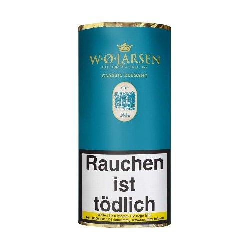 W. O. Larsen Classic Elegant Pfeifentabak 50g Päckchen