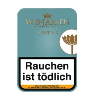W. O. Larsen Lotus Pfeifentabak 100g Dose