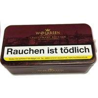 W. O. Larsen Pfeifentabak Craftsmans Edition Braun 154 Years 100g Dose