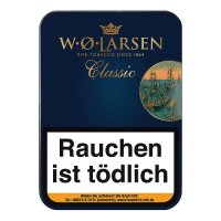 W.O.Larsen Classic Pfeifentabak 100g Dose