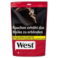 West Red Tabak 150g Beutel Volumentabak