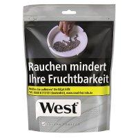West Silver Tabak 115g Beutel Volumentabak