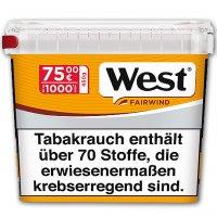 West Yellow Tabak (Fairwind) 450g Eimer