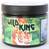 Wild King Shisha Tabak 200g Dose