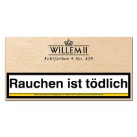 Willem II Zigarillos Fehlfarben 429 Sumatra 100er