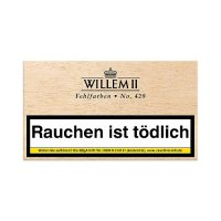 Willem II Zigarillos Fehlfarben 429 Sumatra 50er