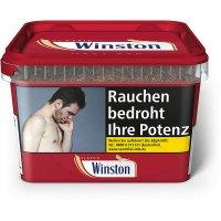 Winston Tabak Rot 170g Mega Box Volumentabak