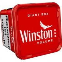 Winston Tabak Rot 280g Giant Box Volumentabak