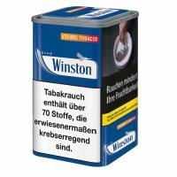 Winston Volumen-Tabak Blue 75g Dose (Artikel wird nicht mehr hergestellt) Alternativ Produkt Winston Blue 170g
