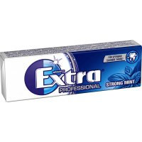 Wrigleys Extra Professional Strong Mint 1 x 10 Stück